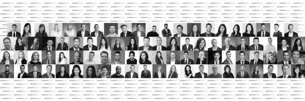 Oakwyn 2020 Medallion Members